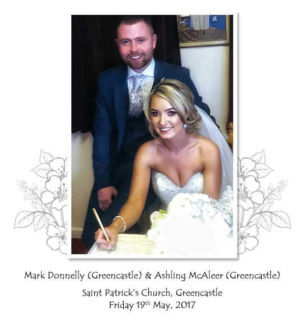 Mark and Ashling Donnelly
